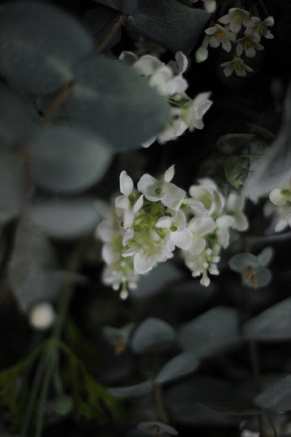Botanical half moon arch wedding fermanagh n.ireland