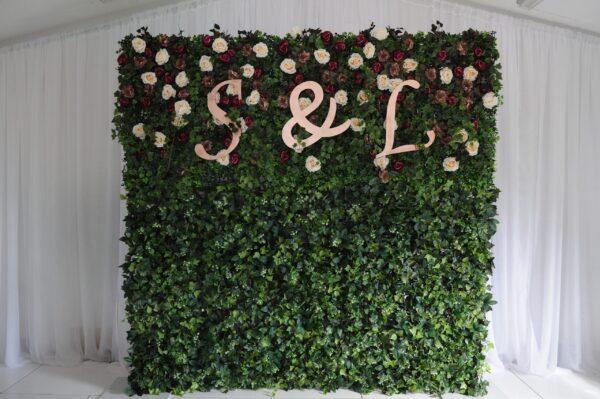 wedding ceremony northern ireland enniskillen fermanagh inspiration hire ni decor n.ireland mr and mrs