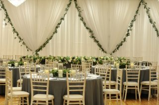 Luxury Garland Backdrop