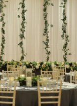 wedding ceremony northern ireland enniskillen fermanagh inspiration hire ni decor n.ireland foliage bbckdrop