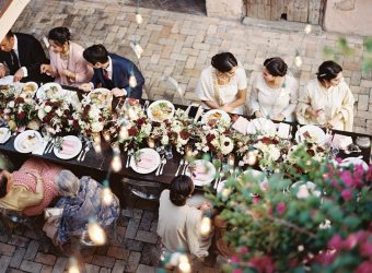 Should I have a table plan at my wedding?