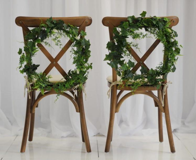 Bride & Groom Chairs