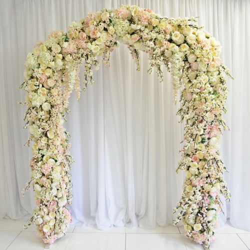 McGarry Flowers Floral Arch
