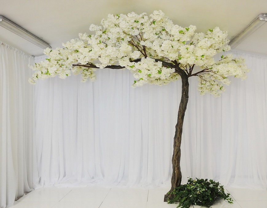 wedding ceremony northern ireland enniskillen fermanagh inspiration hire ni decor n.ireland canopy tree