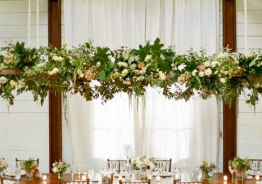 Hanging Florals, 2019&#8217;s Biggest Wedding Trend!</span><span style=