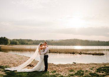 Sean & Natasha's Wedding by the Water