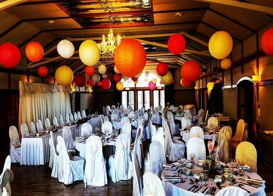 wedding ceremony northern ireland enniskillen fermanagh inspiration hire ni decor n.ireland lustybeg lanterns