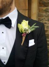 Gent buttonhole