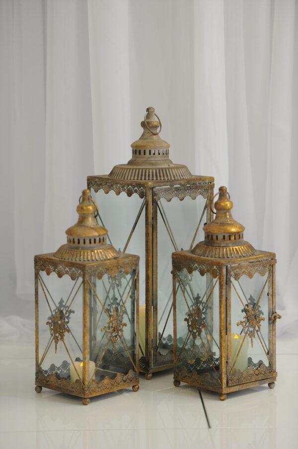 moroccan floor lanterns