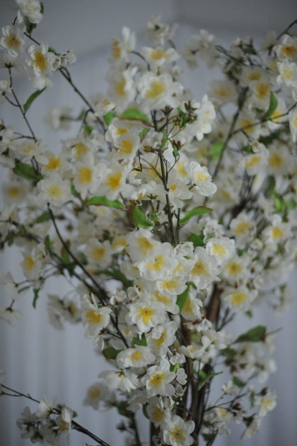 blossom tree table centre