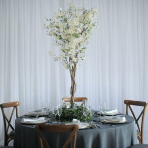 blossom tree table cente