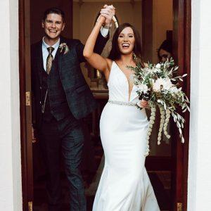 Karen Tierney & Husband