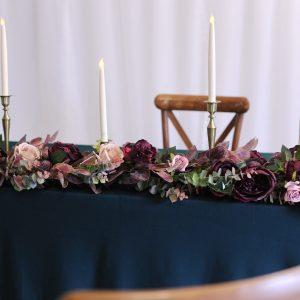 leah ceremony garland