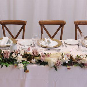 Olivia Top Table Garland