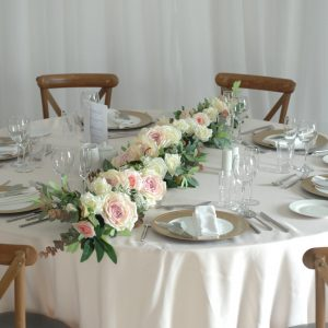 sophia table garland