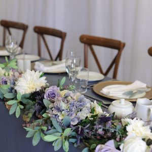 Louise top table garland
